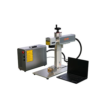 Portable Fiber marking machine LXF
