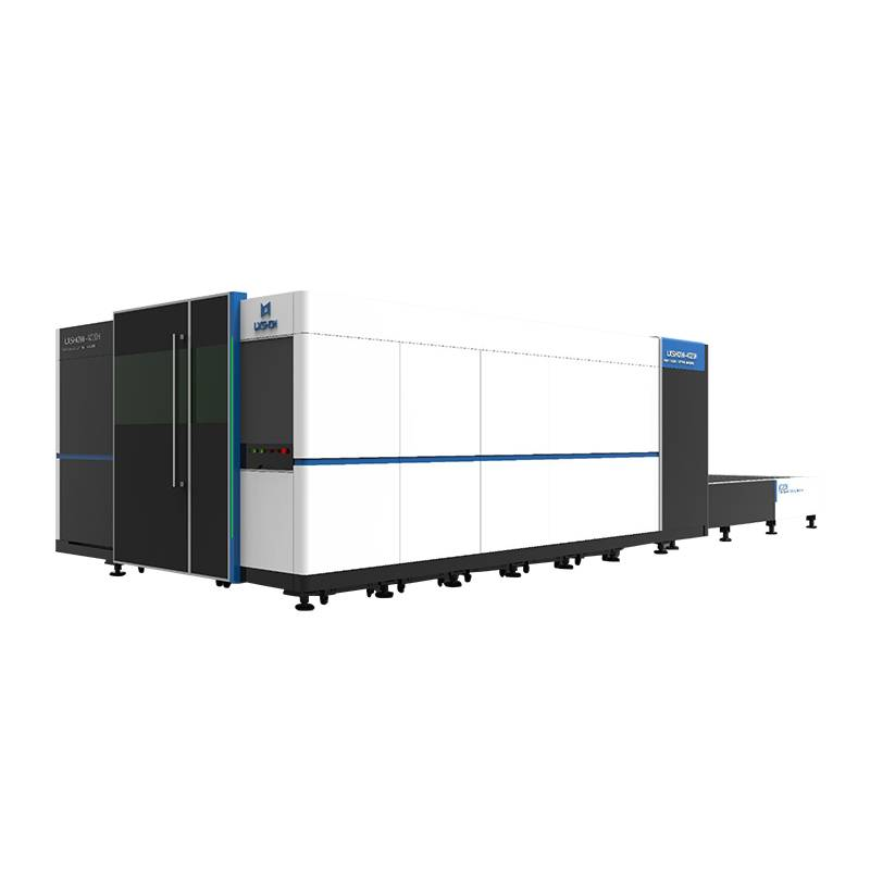 Factory Supply China Hot Selling 800W / 1000W / 1500W Fiber Laser Cutting Machine Featured Image