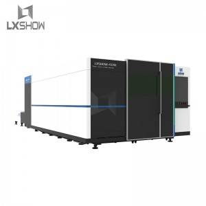 Factory directly China High Speed 1000W 2000W 3000W Raycus Jpt Cw Fiber Laser Cutting Machine for Sale