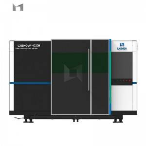 Leading Manufacturer for China 1000W 2000W 3000W 4000W 6000W Heavy Duty 4020d Full Cover Dual Work Bed CNC Fiber Laser Cutting Machine Equipment Device Cutter