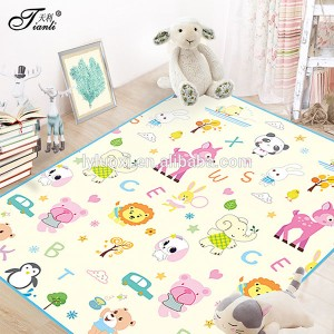 ZAZAKELY CARE Large Baby Play Mat