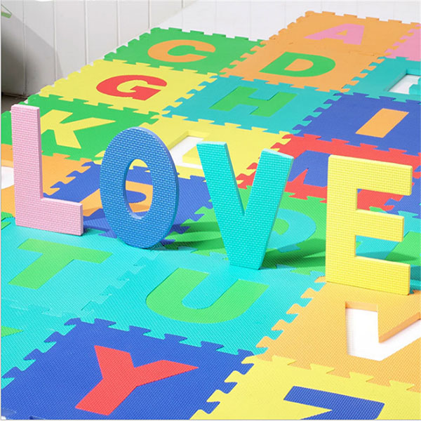 Rapid Delivery for Pvc Coil Mat Foam Mats -