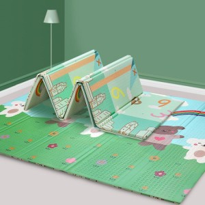 XPE waterproof baby play /crawl mat