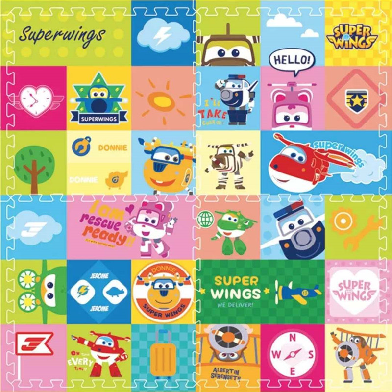 OEM Supply Baby Crawling Mat -