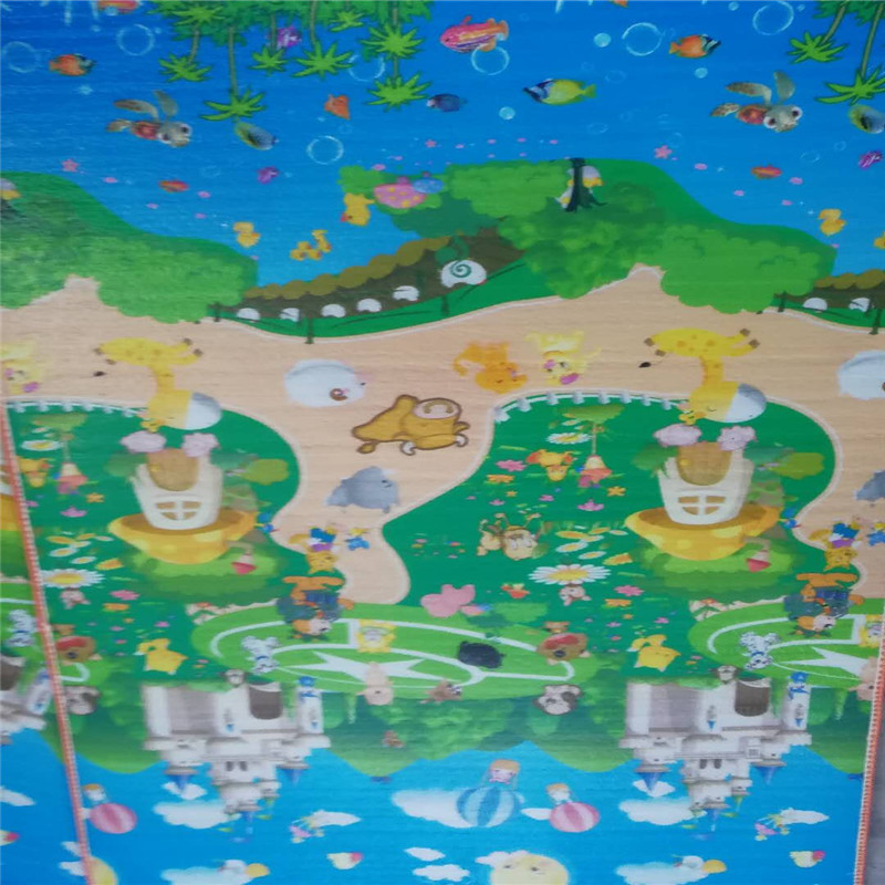 Factory Promotional Plastic Pe Foam Prayer Mat -