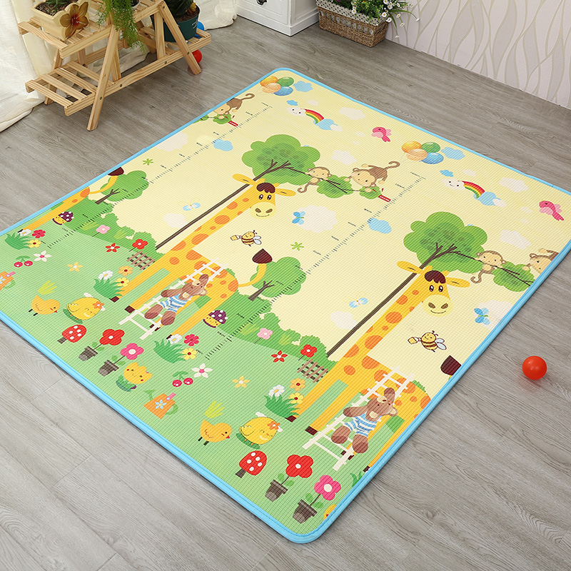 Factory making Outdoor Game Pvc Foam Pad -