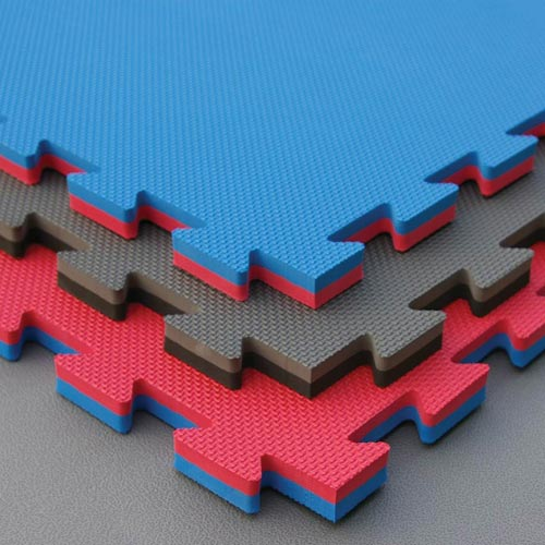 Quality Inspection for Rhythmic Gymnastics Mat -
