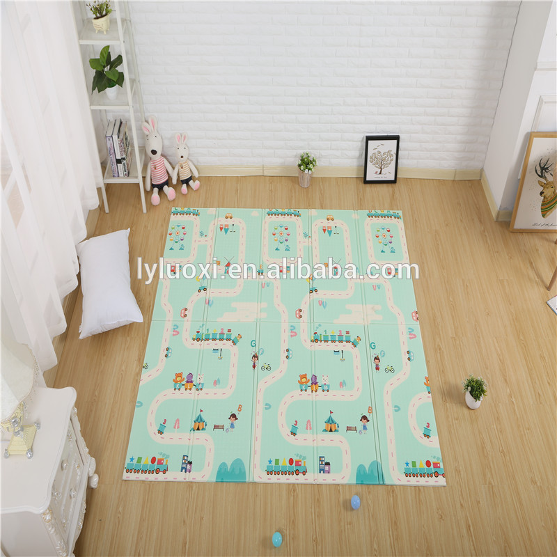 2017 Latest Design Daycare Floor Mat -