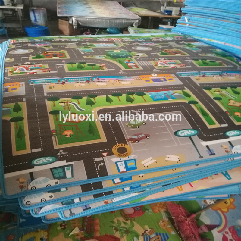 OEM Manufacturer Laminated Floor Mat -