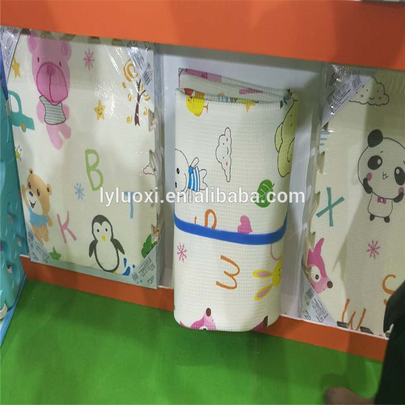 manufacturer xpe eco-friendly kids foam play mats