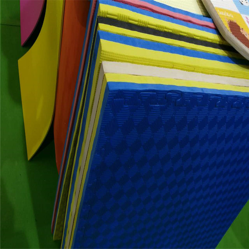 Discountable price Taekwondo Rubber Mats -