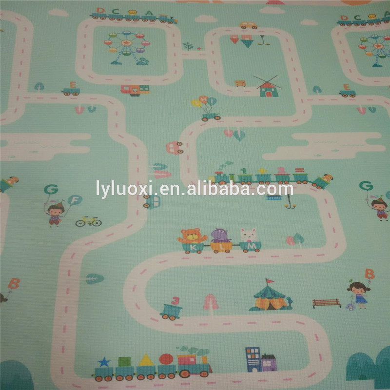 Factory making Islam Prayer Mat Foam -
