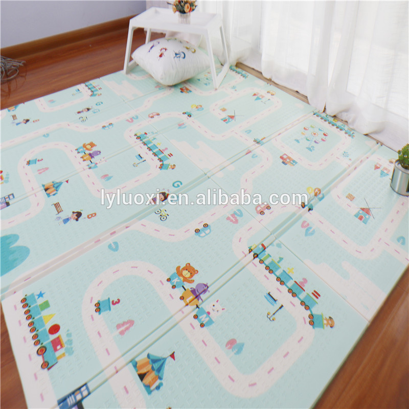 18 Years Factory Memory Foam Printing Carpets -