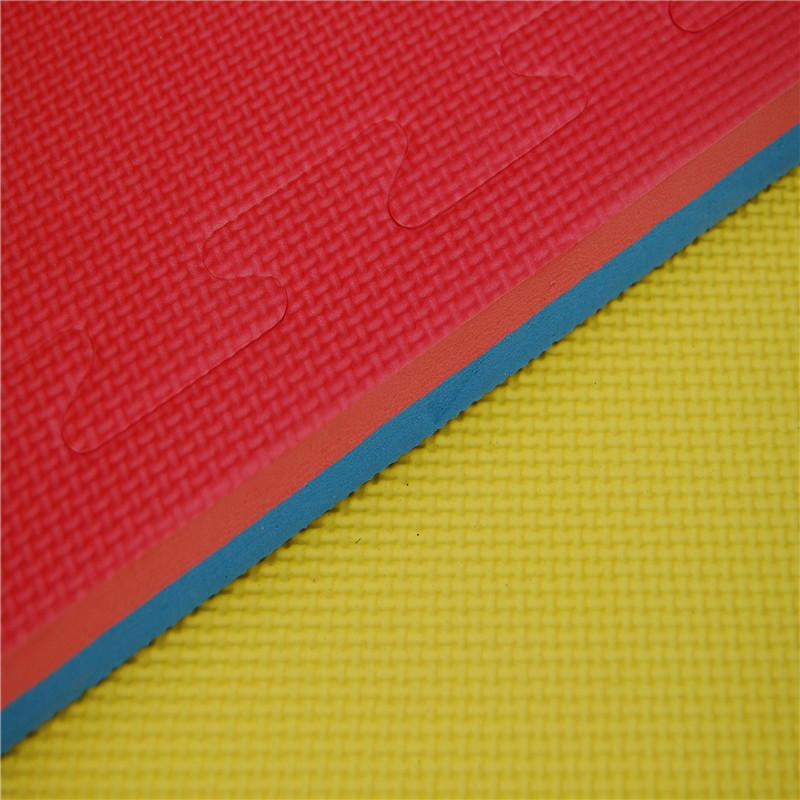 100% EVA high density taekwondo mat/tatami/karate mat