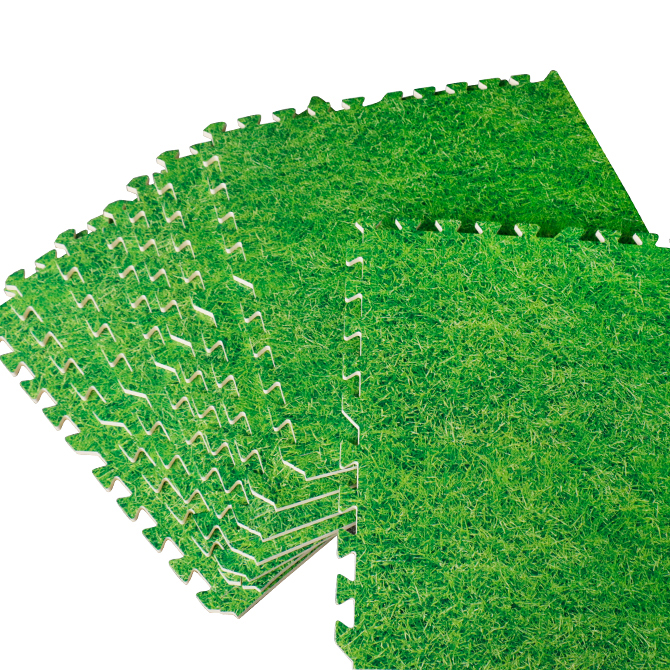 High reputation Foam Grain Floor Mat -