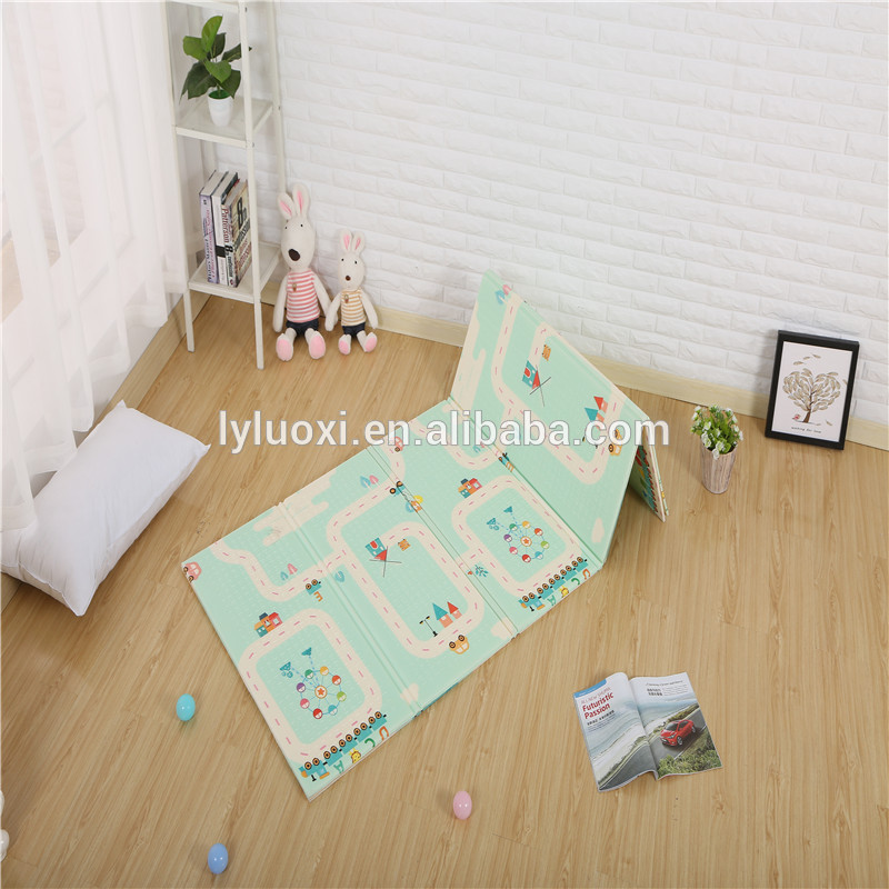 2017 New Style Memory Foam Car Mat -