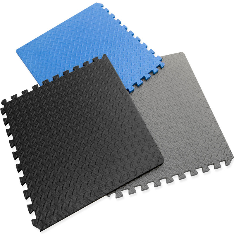 Reliable Supplier Gym Floor Rubber Mats -