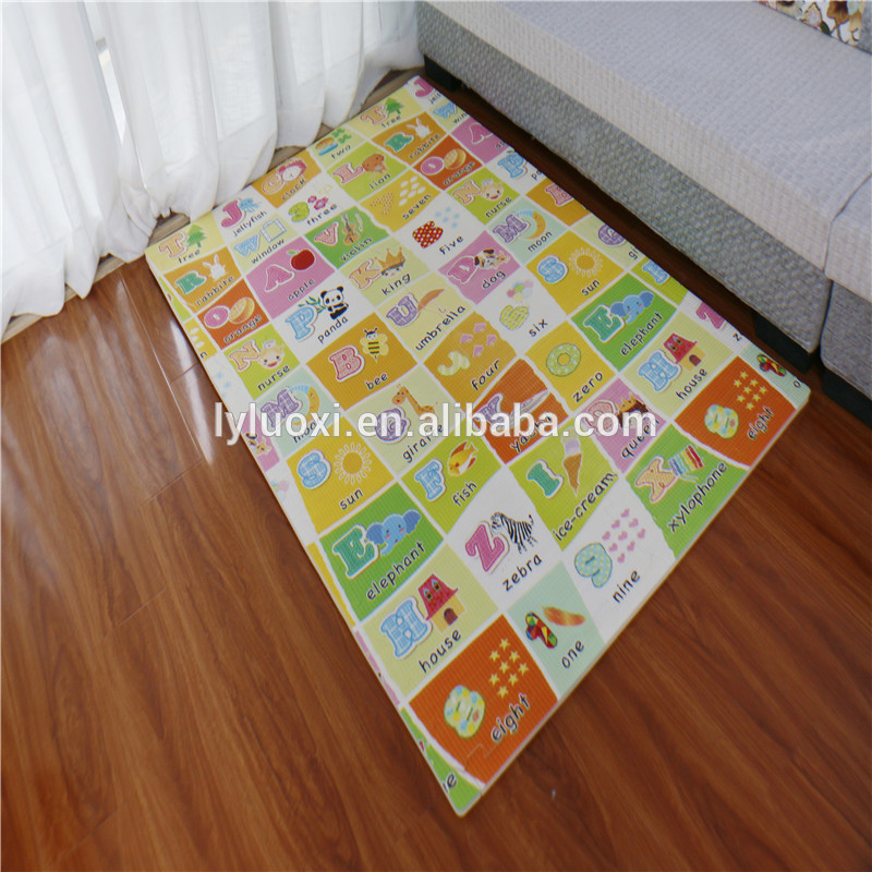 18 Years Factory Waterproof Kids Play Mat -
