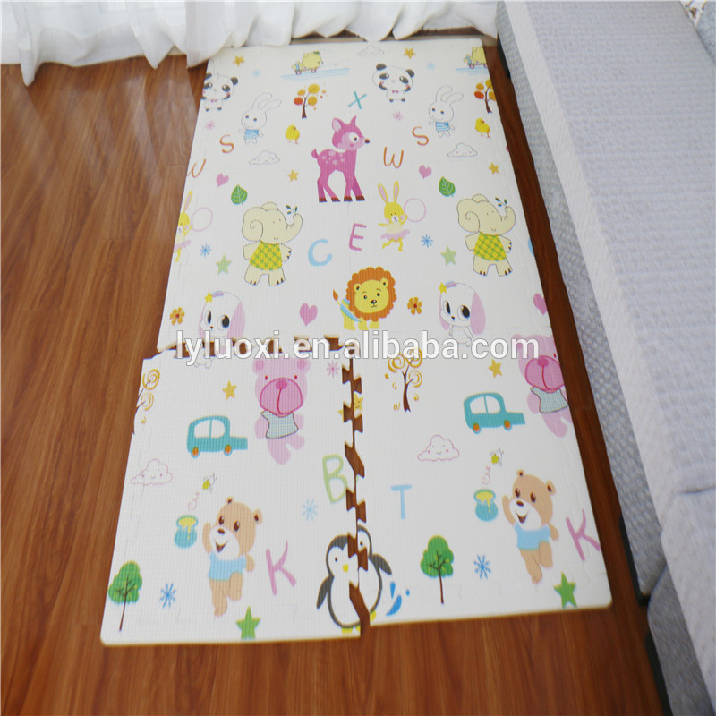 Children indoor play equipment new design play mat