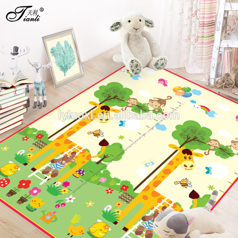 Chinese Professional Baby High Chair Floor Mat -