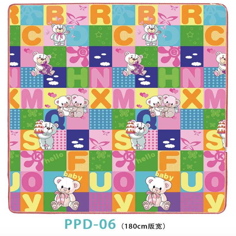 China Supplier Protective Play Mat -