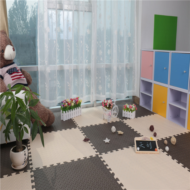 Factory best selling Children Learning Carpet -
