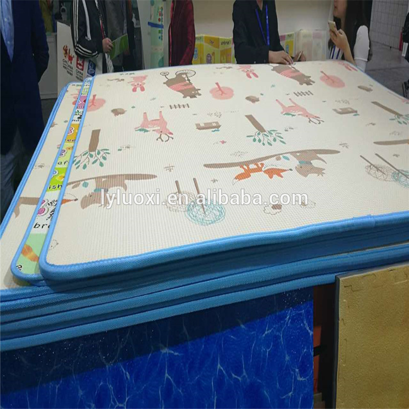 Competitive Price for Non-Toxic Baby Play Mat -