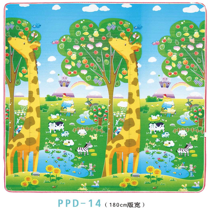 Personlized Products friendly Kids Play Mat -