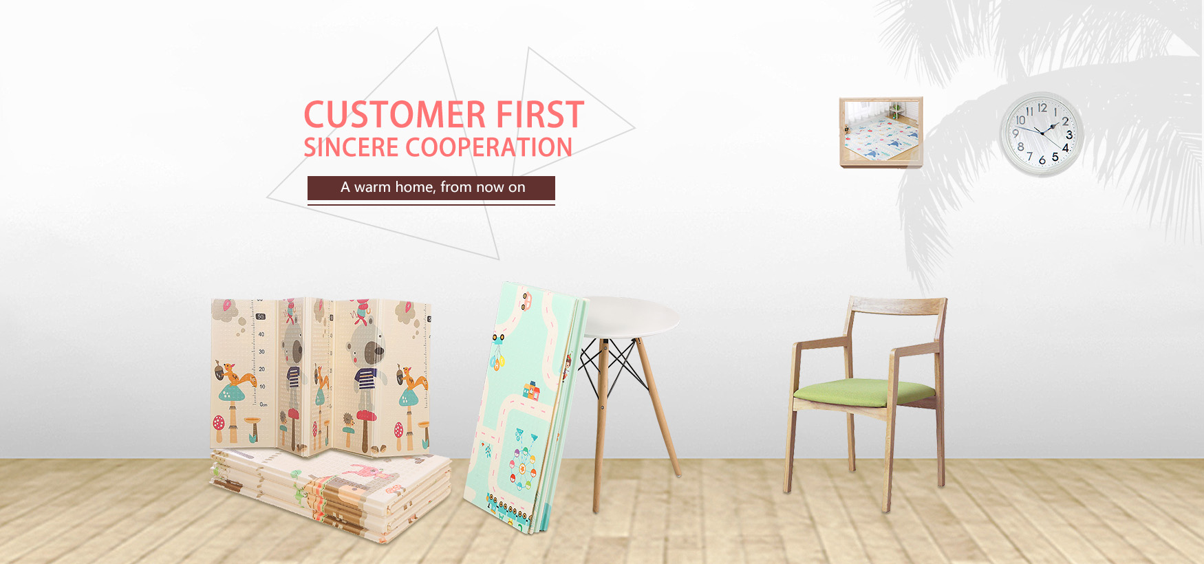 customer first sincere cooperation
