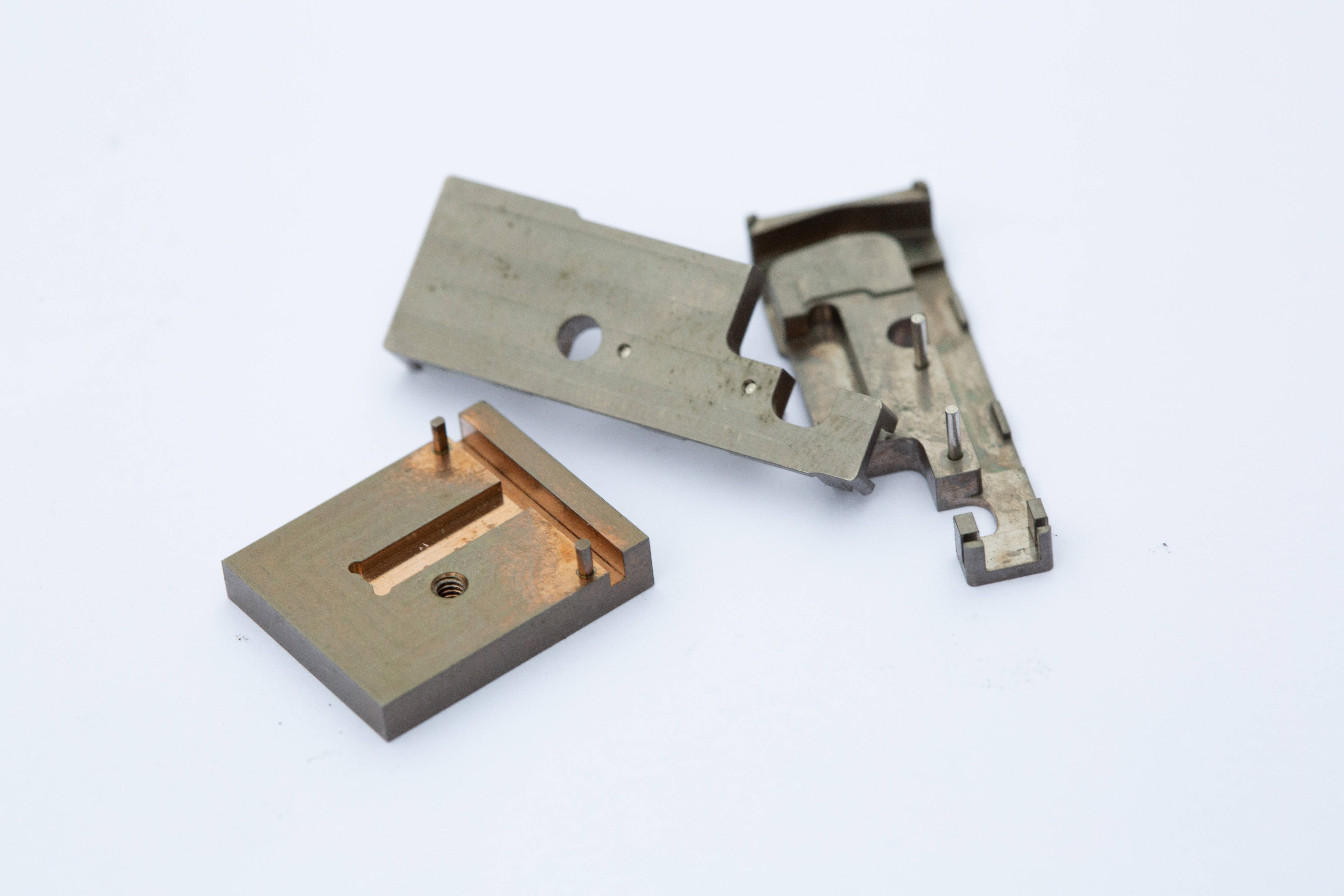 Personlized ProductsOrder Cnc Parts - Tungsten copper positioner – ETCN