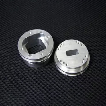 China Factory for High Precision Machining - Aluminum CNC Machined Component – ETCN