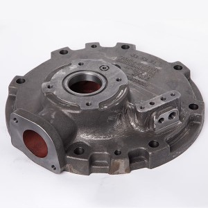 Good Quality Machining Parts - Casted Valve House – ETCN