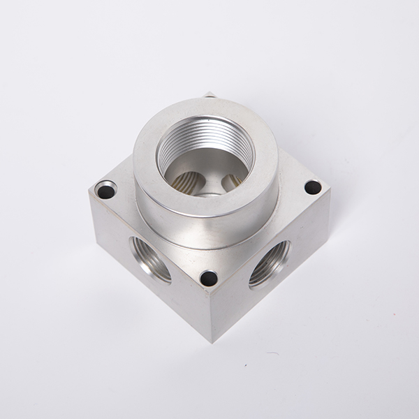 High Quality Cnc Turning - Aluminum Valve block – ETCN
