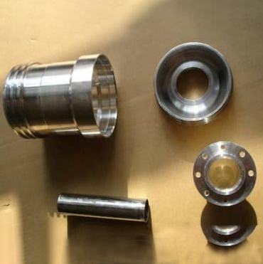 High Quality for Stamping Metalworking - Precision Metal Machined Components – ETCN