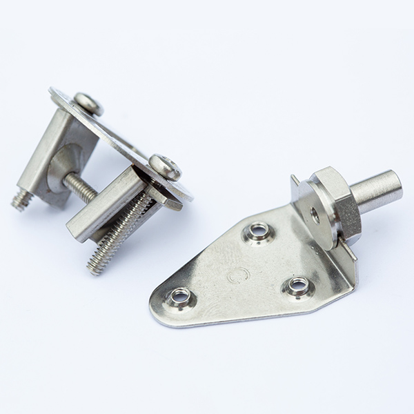 New Fashion Design for Custom Cnc Parts - Stainless Steel Clamping Kit – ETCN detail pictures