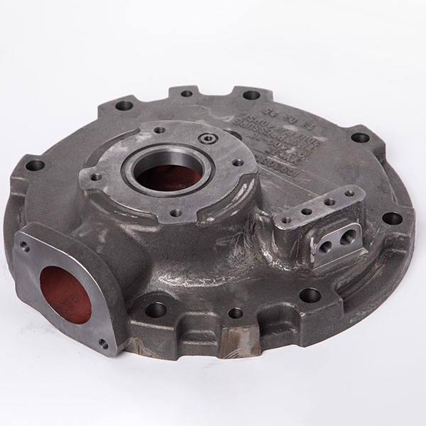 factory customized Metal Punch - Casted Valve House – ETCN