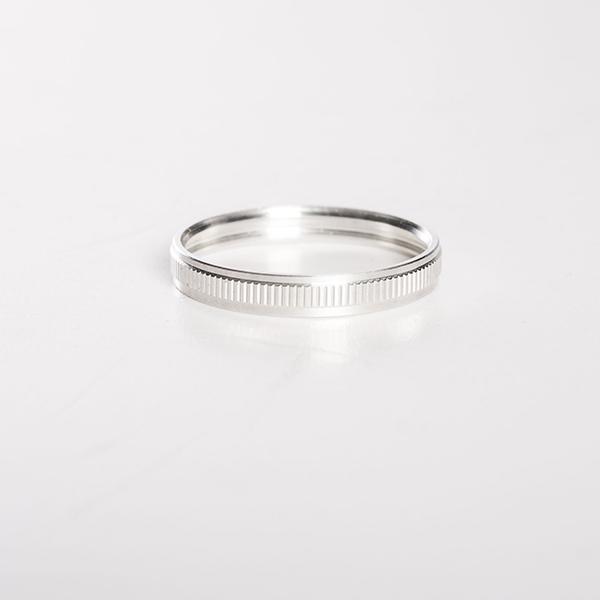 Wholesale Cnc Auto Parts Manufacturers - Knurled Ring – ETCN