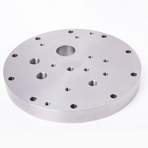 Bottom price Stainless Steel Stamping Companies - Oil Separator Cover – ETCN