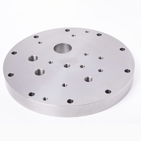 Special Price for Heavy Machining - Oil Separator Cover – ETCN