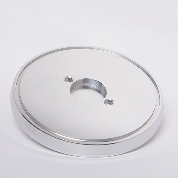 Best Price for Cnc Work - Alloy Cover with Anodization – ETCN