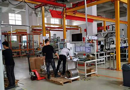 Processing Of New Energy Auto Parts
