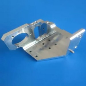 Competitive Price for Machining Steel - Precision Aluminum CNC Milling Part – ETCN