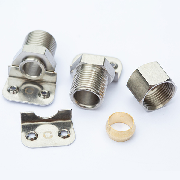 Best-Selling Aluminum Die Casting Parts - Stainless Steel Tube Adaptor – ETCN