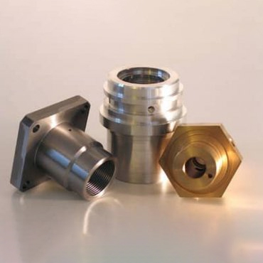 Best Price for Welding Shop - CNC Machined Component – ETCN