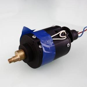 Massager motor,Ø46mm PMDC motor,ZYT-46SF-25