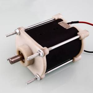 Massager motor,Ø50mm PMDC motor,ZYT-50SF-38
