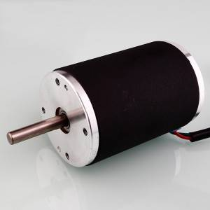 Massage chair motor,Ø63mm PMDC motor,63ZY024-1