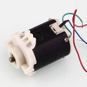 Massager motor,Ø46mm PMDC motor,ZYT-46SF-27