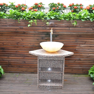 Best Price on Stone Lamp -