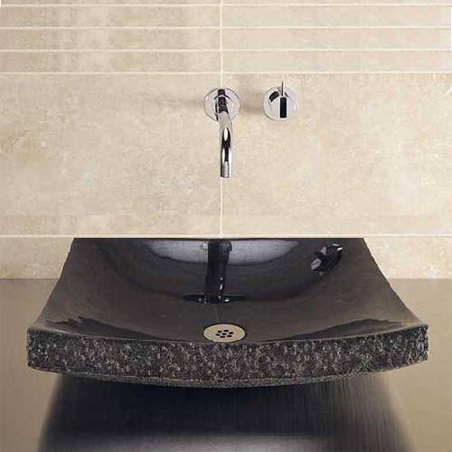 Manufacturer for Garden Stone Lantern - Marble stone sink in bathroom – Magic Stone Featured Image
